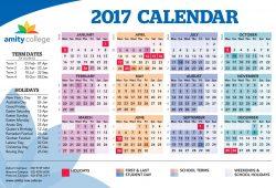 2018 School Year Calendar Nsw