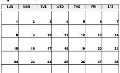2018 Monthly Calendar Printable Pdf Calendario Pis