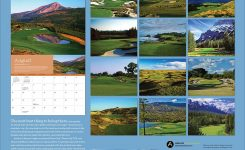 2018 Planet Golf Calendar The Henebrys Premier Golf Course