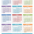 2019 Yearly Calendar With Notes Printable Color Gray