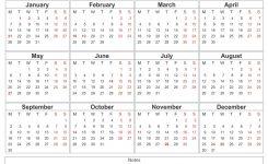 2019 Weekly Calendar Printable 2019 Calendars Calendar 2019