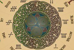 Druid Calendar Year