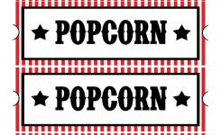 26 Images Of Movie Night Ticket Template Helmettown