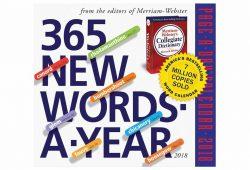 Dictionary Calendar Year