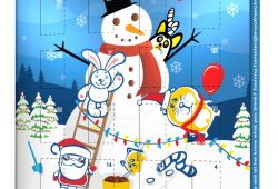 Peanur Free Advent Calendar