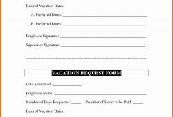 Fmla Intermittent Leave Tracking Form