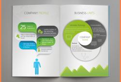 Company Profile Sample Design