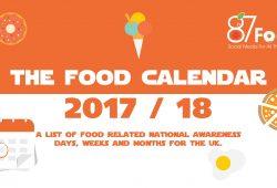 National Food Calendar Uk