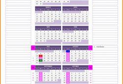 Week By Week Calendar Pregnancy