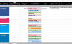 9 Social Media Templates To Save You Hours Of Work