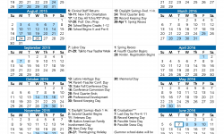 Minneapolis Public Schools Calendar 2018 2019