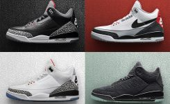 Air Jordan 3 Release Dates Sneakernews