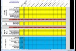Apartment Hunting Spreadsheet