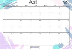 April 2021 Calendar JPG