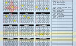 Aruba 2018 2019 Holiday Calendar