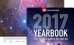 Astronomy Now 2017 Yearbook Calendar Astronomy Now Shop