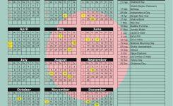 Bangladesh 2019 2020 Holiday Calendar