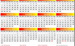 Barbados Calendar 2018 14 Newspicturesxyz