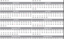 Belgie Calendar 2018 7 Newspicturesxyz