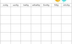 Blank Calendar Print Out Blank Calendar Pinterest Calendar