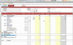 Building Construction Estimate Spreadsheet Excel Download Onlyagame