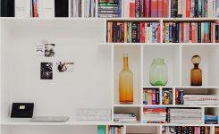 Built In Bookcasesdesk Shelf Life In 2019 Bookcase Desk