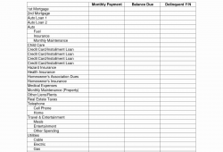 Business Income Worksheet Template
