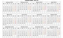 Calendar 2016 Uk Free Yearly Calendar Templates For Uk