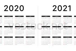 Kuwait 2021 Calendar