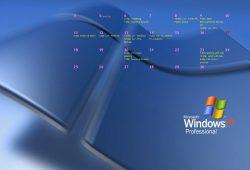 Desktop Calendar 2018 For Windows Xp Free Download