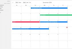 Free Online Calendar And Project Collaboration