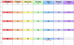 Calendar March 2018 Uk Bank Holidays Excelpdfword Templates