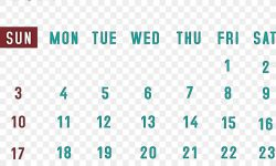 Calendar October 2021 Template Free