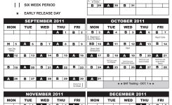 Calendar Of Ab Days Overview
