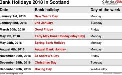 Calendar Of Days To Celebrate 2018 Uk Qualads