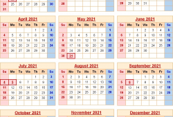Calendar Or Fiscal Year Basis