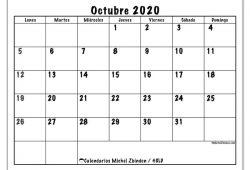 Calendario Diciembre 2020 Y Enero 2021