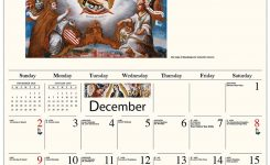 Catholic Art Promotional Calendar 65 Fundraising And Business