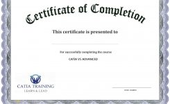 Certificate Templates Word Certificate Template Ms Word