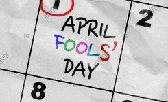 Concept Image Calendar Text April Image Photo Bigstock