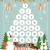 Printable Christmas Calendar Countdown