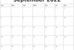 Printable Calendars Online