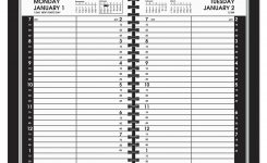Daily Appointment Book With 15 Minute Appointments At A Glance