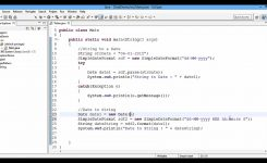 Date And Calendar Api In Java Team Mast Youtube