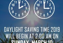 The Start Of Daylight Savings Time 2019