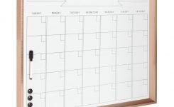 Designovation Calter Monthly Dry Erase Calendar Memo Board 211851