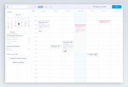 Desktop Calendar App