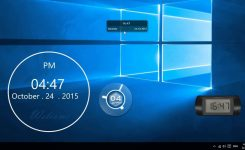 Desktop Clock Windows 10 Hospinoiseworksco