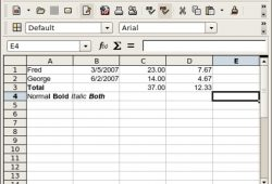Different Types Of Spreadsheet Software