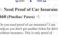 Digital Short Man Sells Fake Insurance Cards Youtube